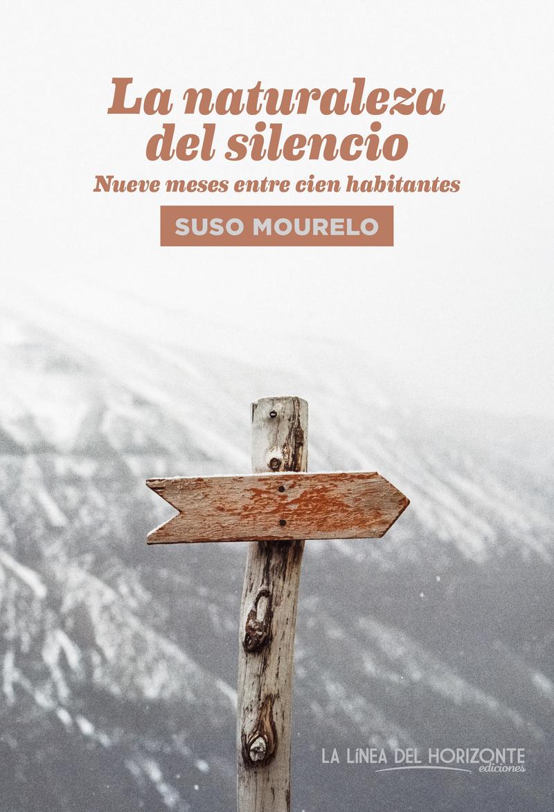 La naturaleza del silencio: portada