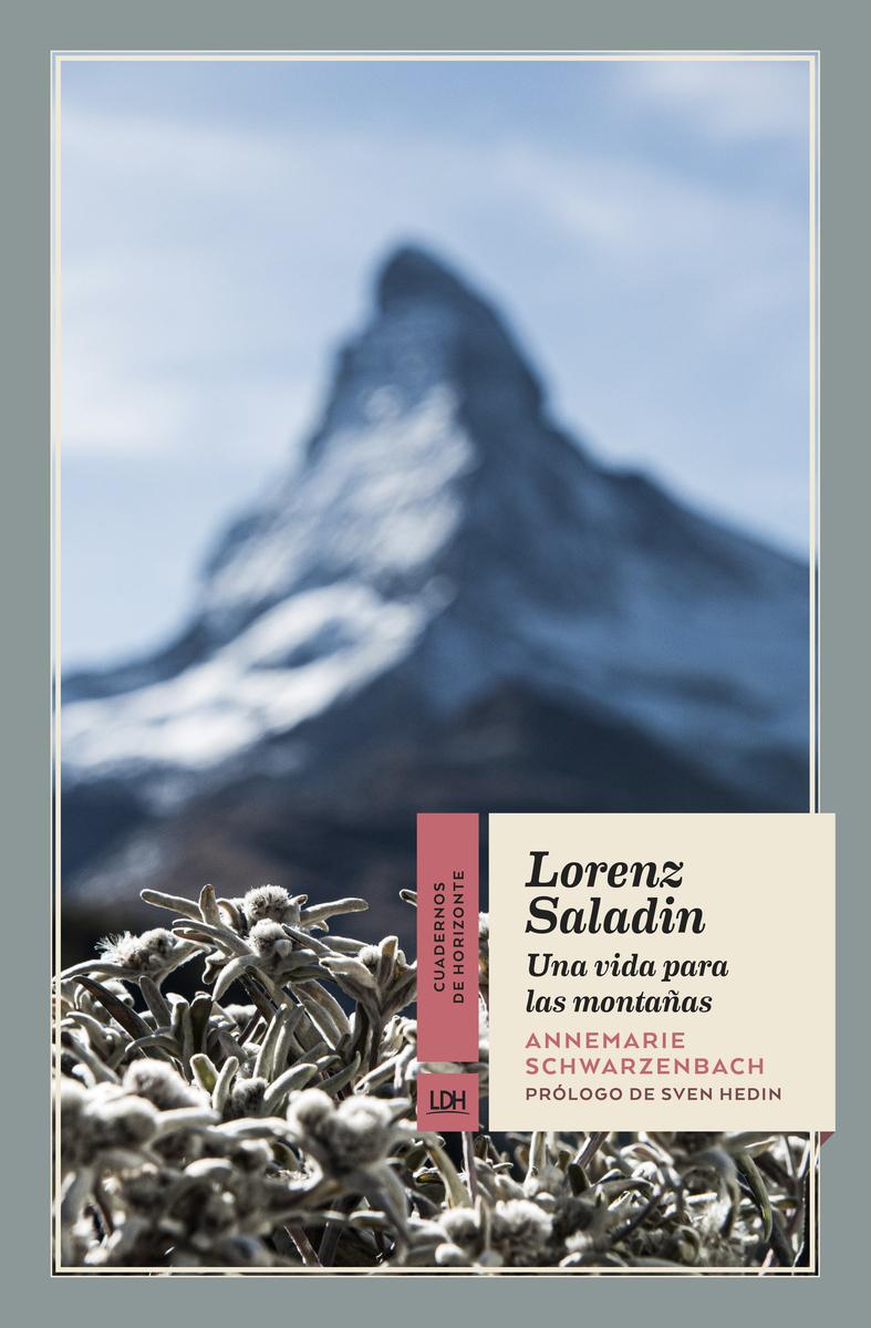 Lorenz Saladin: portada