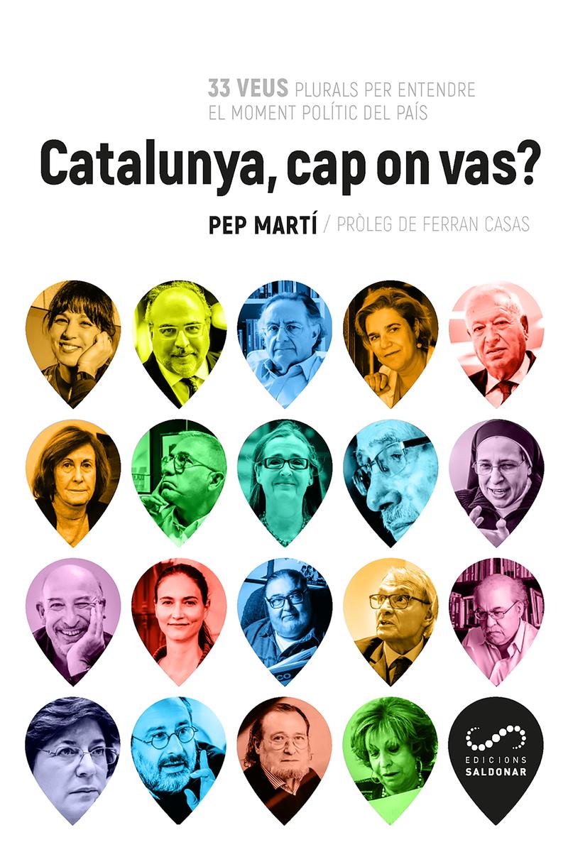 Catalunya, cap on vas?: portada