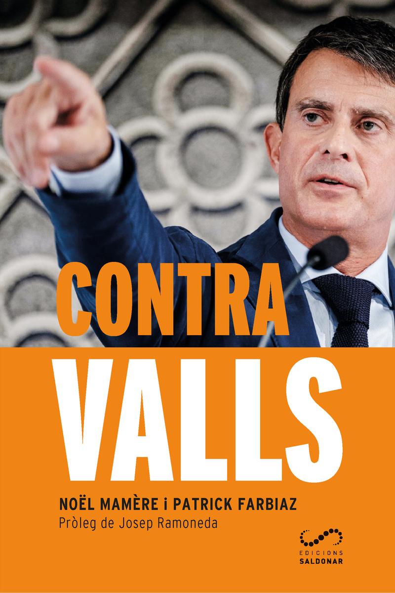 Contra Valls (Cat): portada