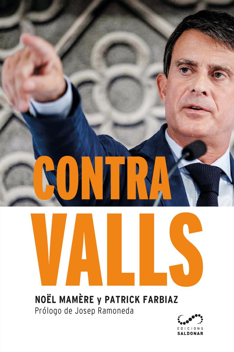 Contra Valls: portada