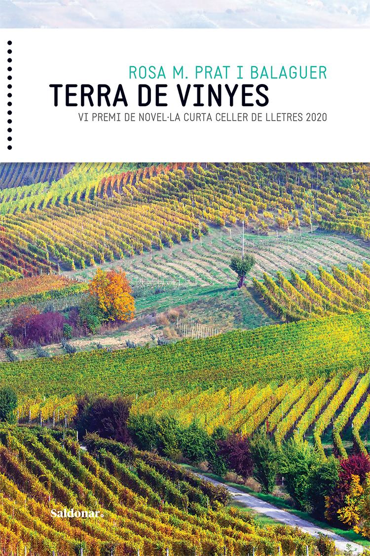 Terra de vinyes: portada
