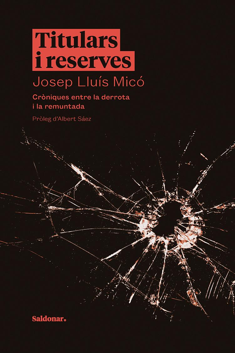 Titulars i reserves: portada