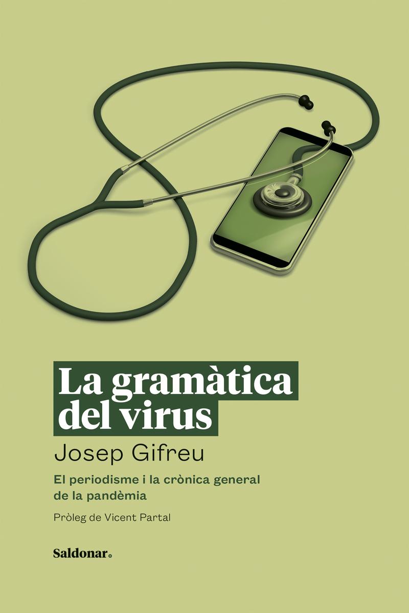 La gramàtica del virus: portada