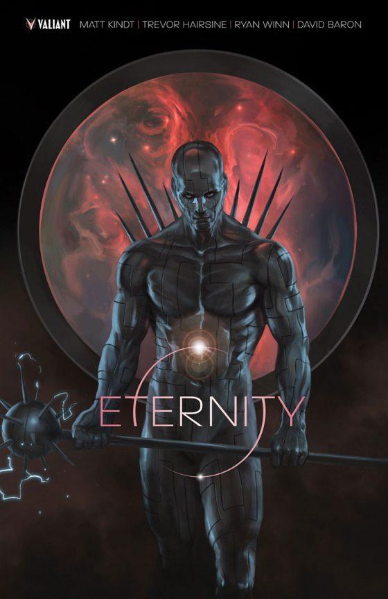 Eternity: portada