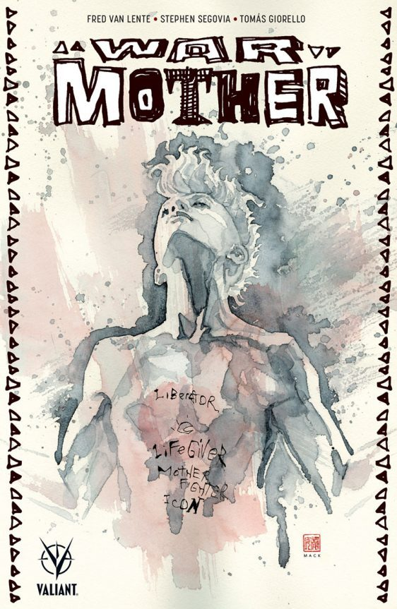 War Mother: portada