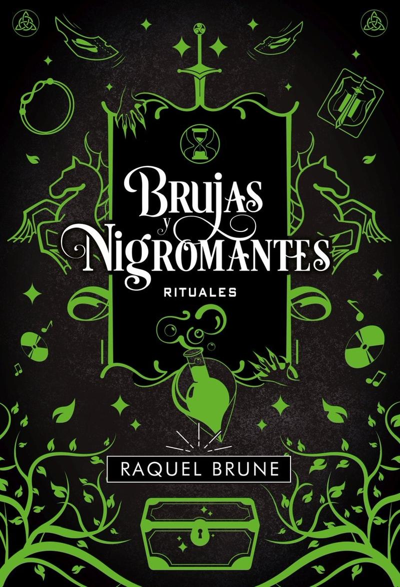 Brujas y nigromantes. Rituales: portada