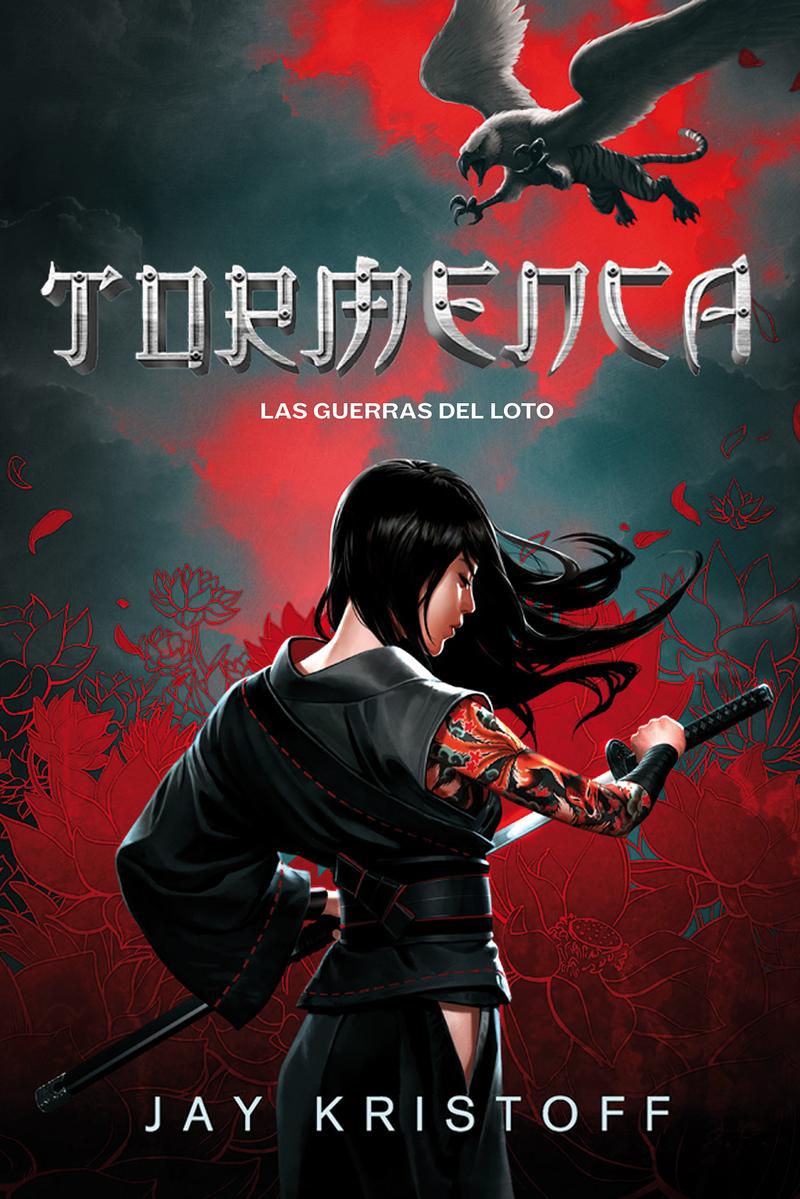 TORMENTA (Nueva edición): portada