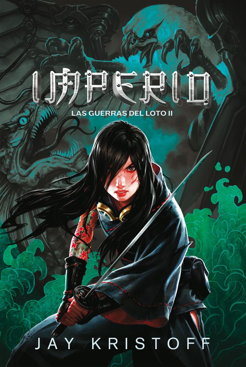 IMPERIO (Nueva edición): portada