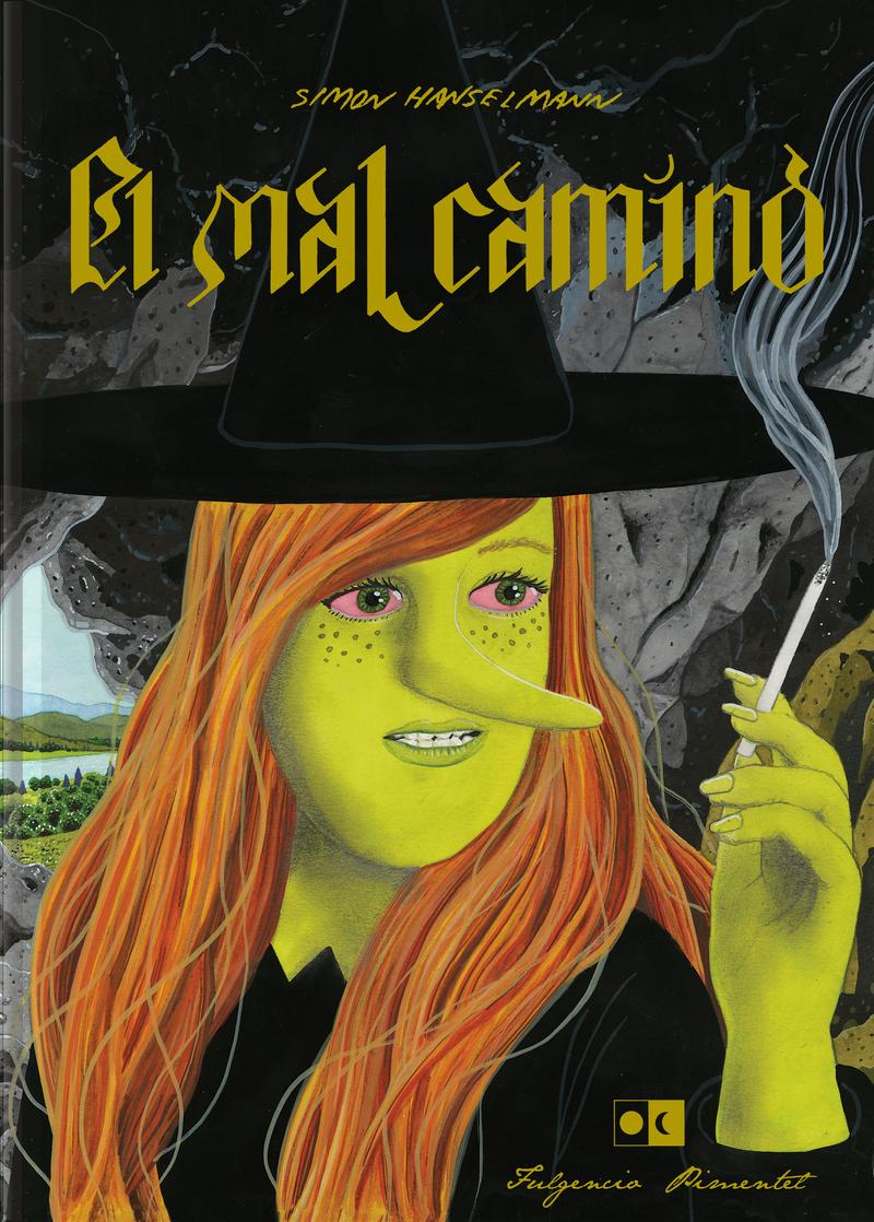 EL MAL CAMINO: portada