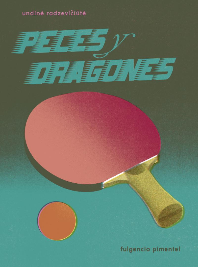 PECES Y DRAGONES: portada