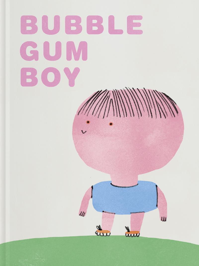 BUBBLEGUM BOY: portada