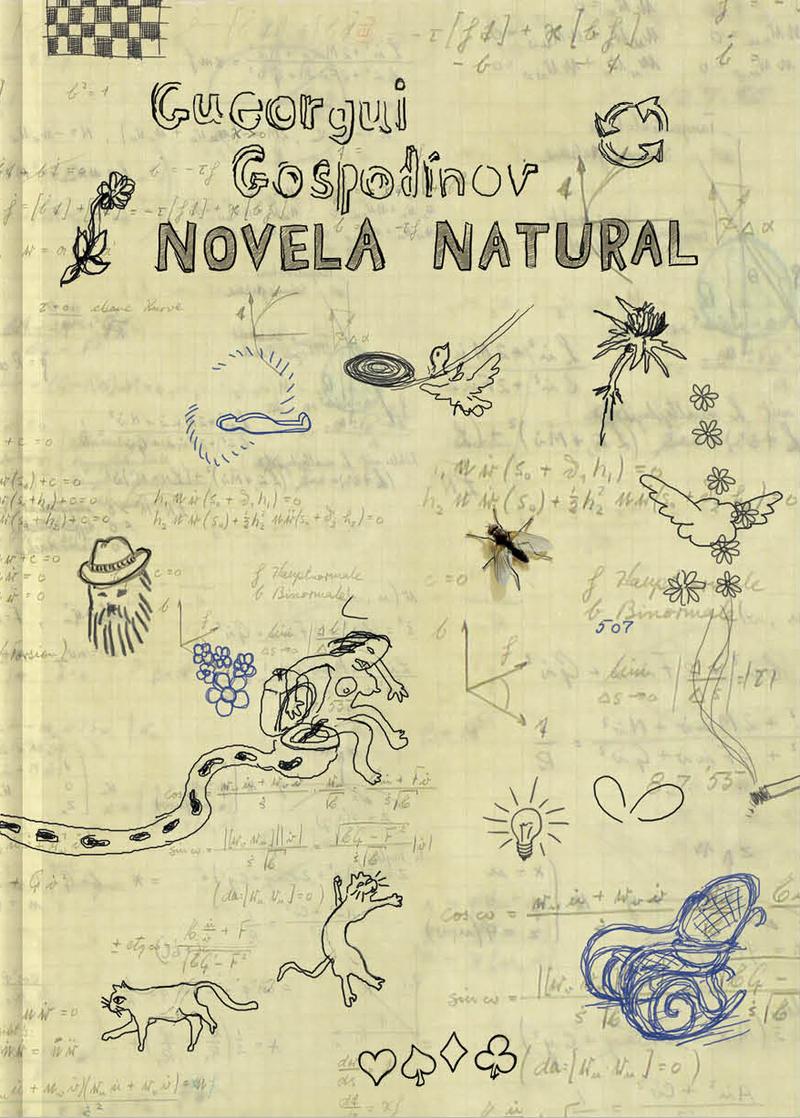 NOVELA NATURAL: portada