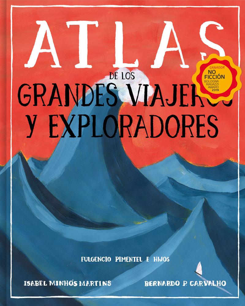 ATLAS DE LOS GRANDES VIAJEROS Y EXPLORADORES: portada