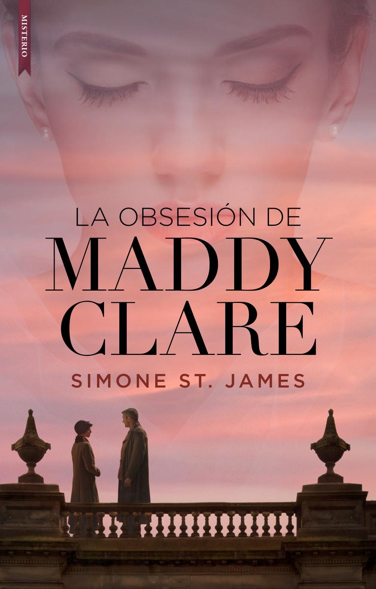 La obsesión de Maddy Clare: portada