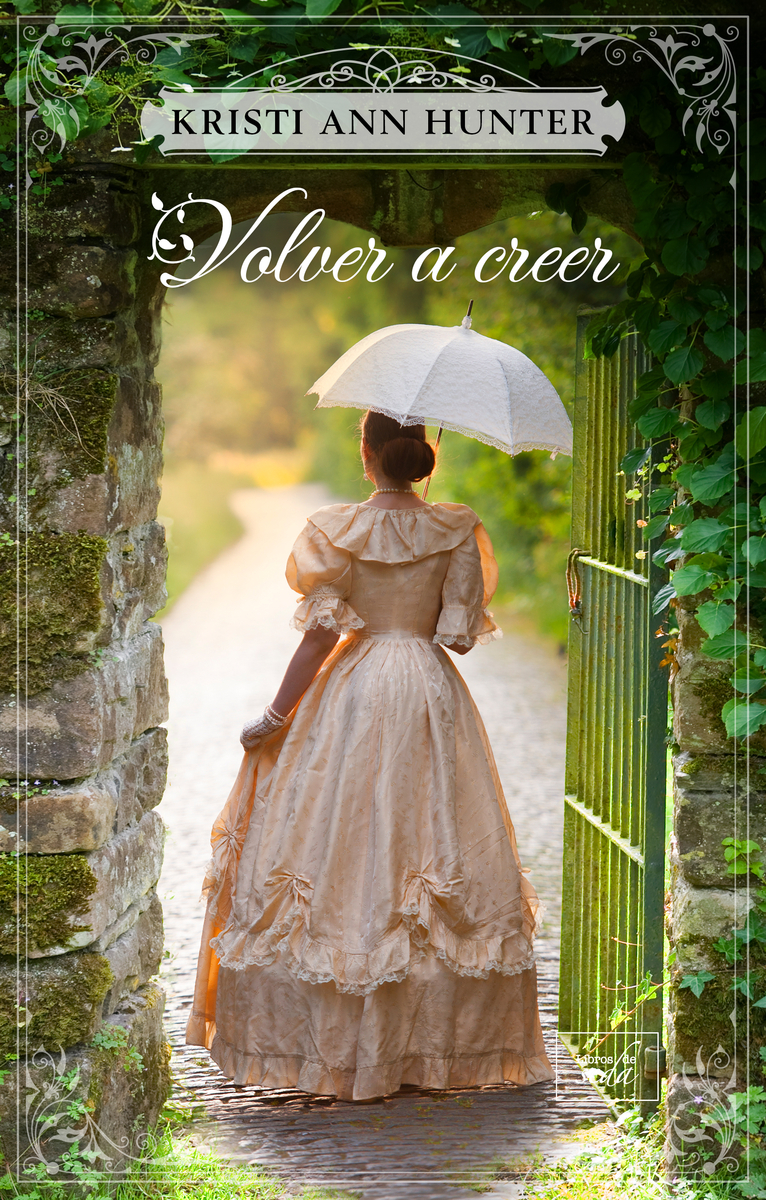 Volver a  creer (Haven Manor 2): portada