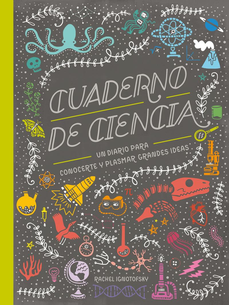 Cuaderno de ciencia: portada