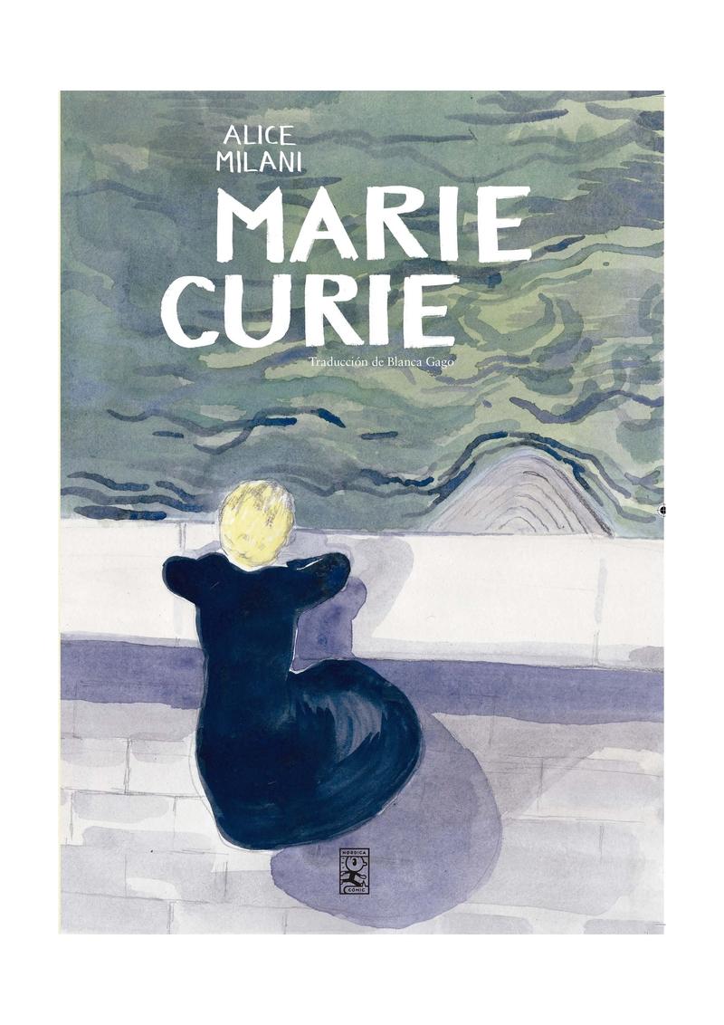 Marie Curie: portada