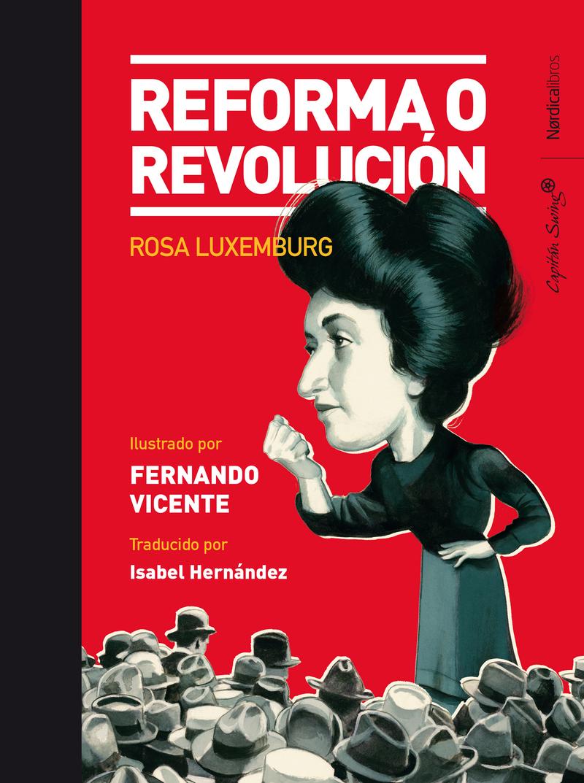 Reforma o revolución: portada