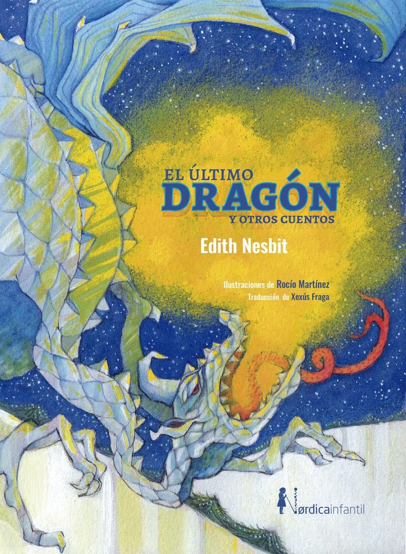 El último dragón y otros cuentos.: portada