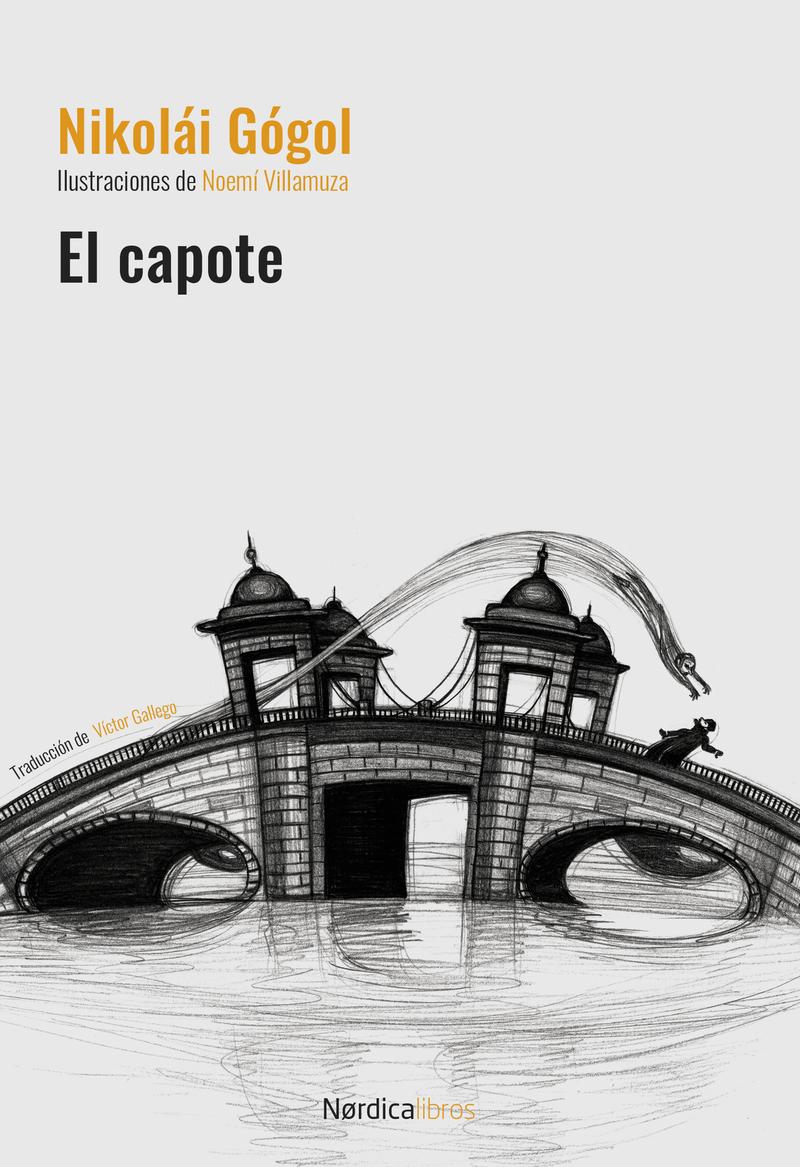 EL Capote.NE.Cartoné: portada