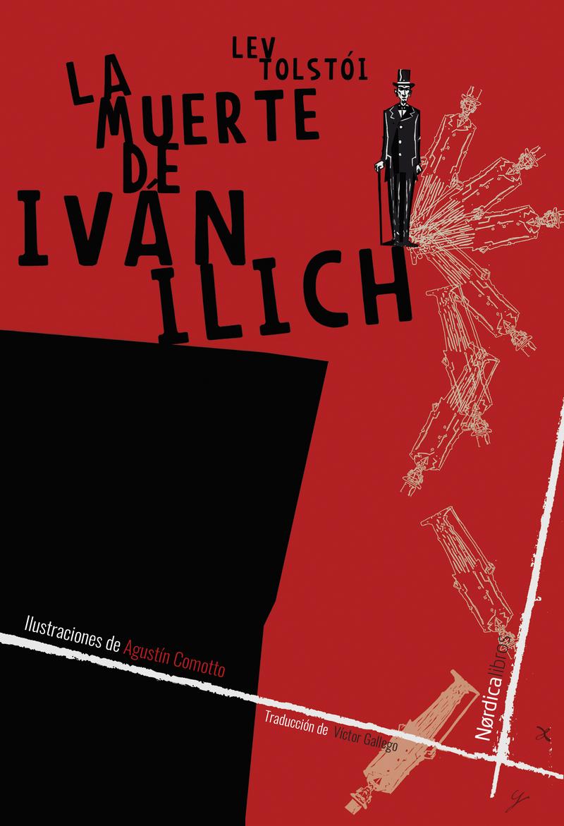 La muerte de Iván Ilich. NE. Cartoné: portada