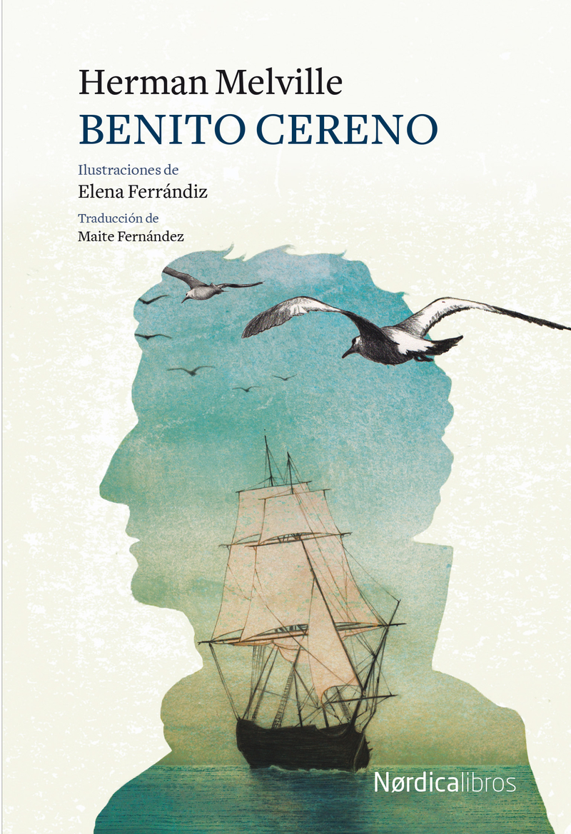 Benito Cereno: portada