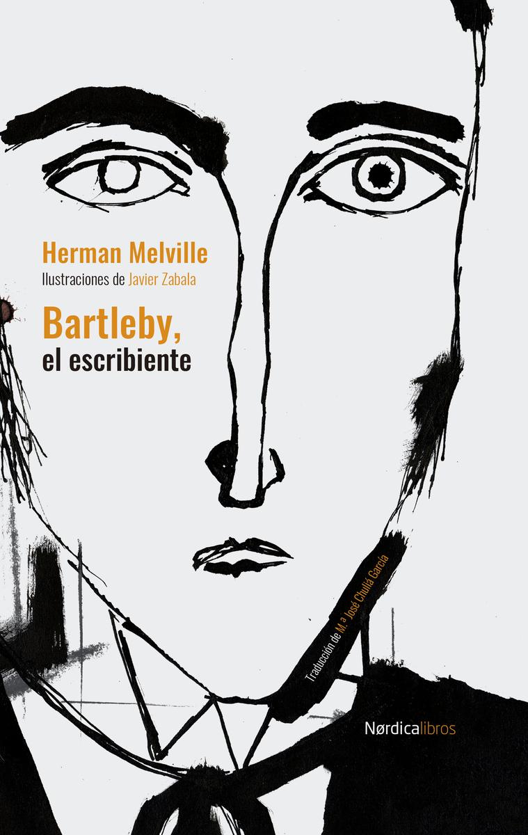 Bartleby, el escribiente  NE. 2019. Cartoné: portada