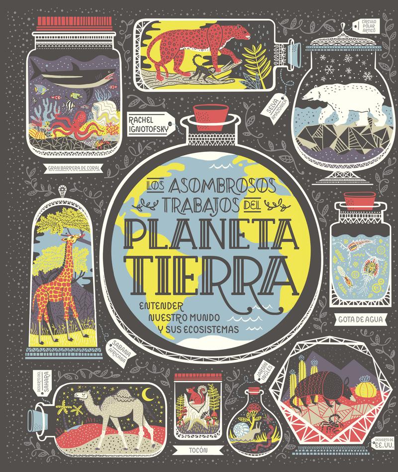 Planeta Tierra: portada