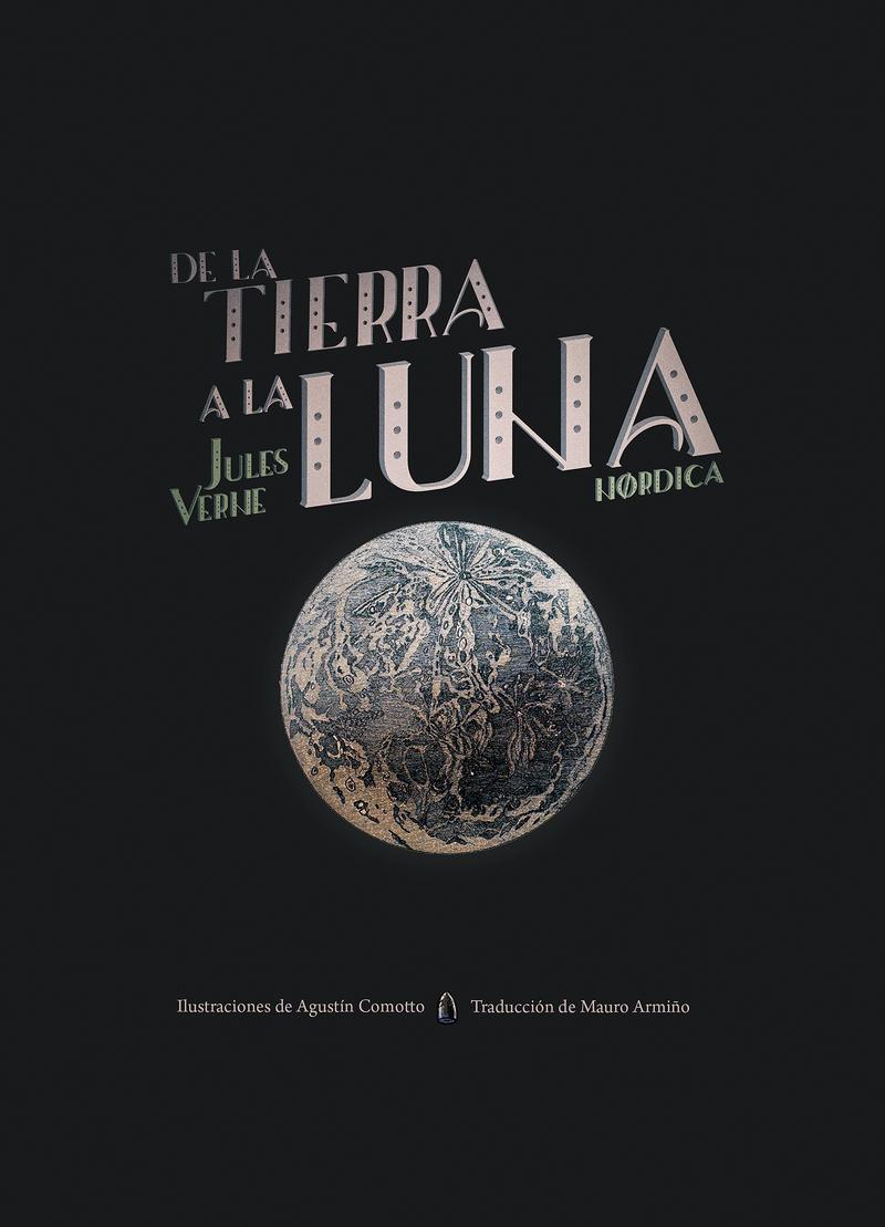 De la Tierra a la Luna: portada