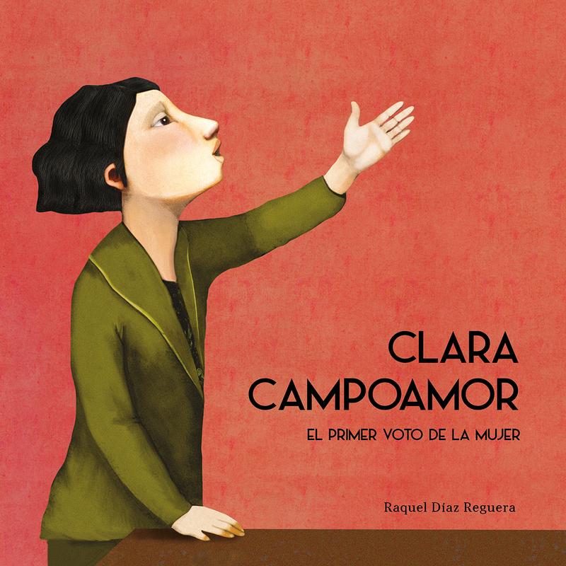 Clara Campoamor: portada