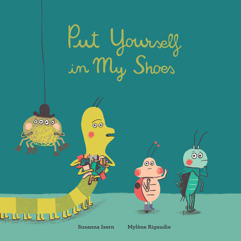 Put Yourself in My Shoes: portada