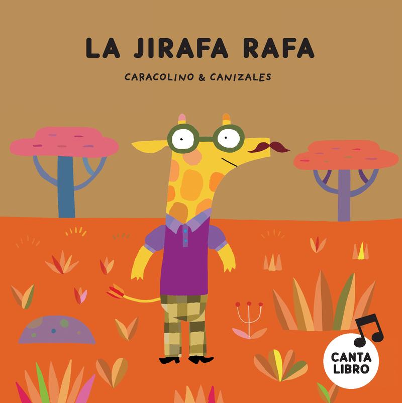 LA JIRAFA RAFA: portada