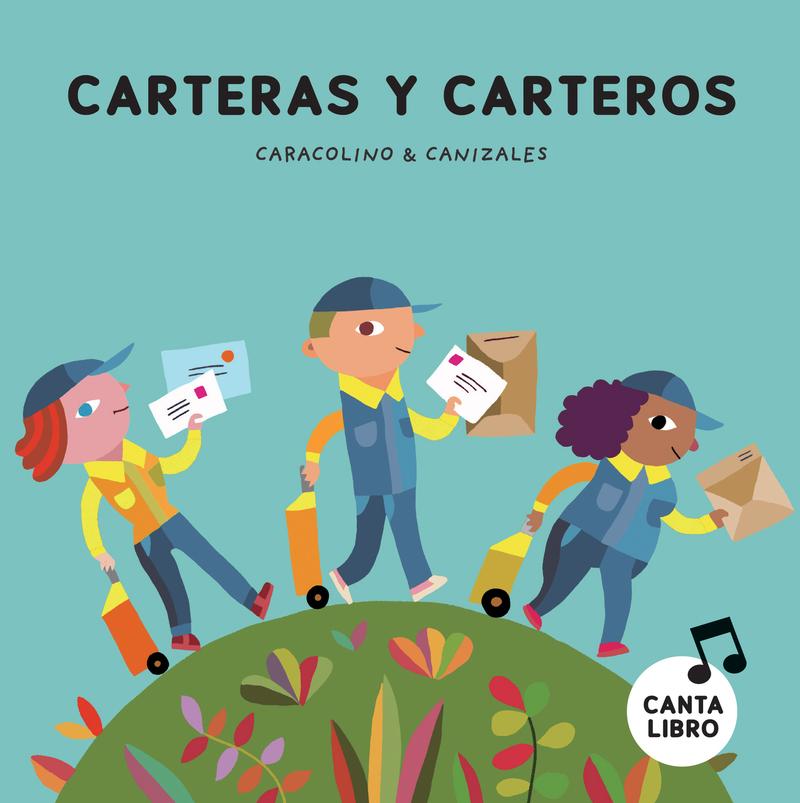 CARTERAS Y CARTEROS: portada