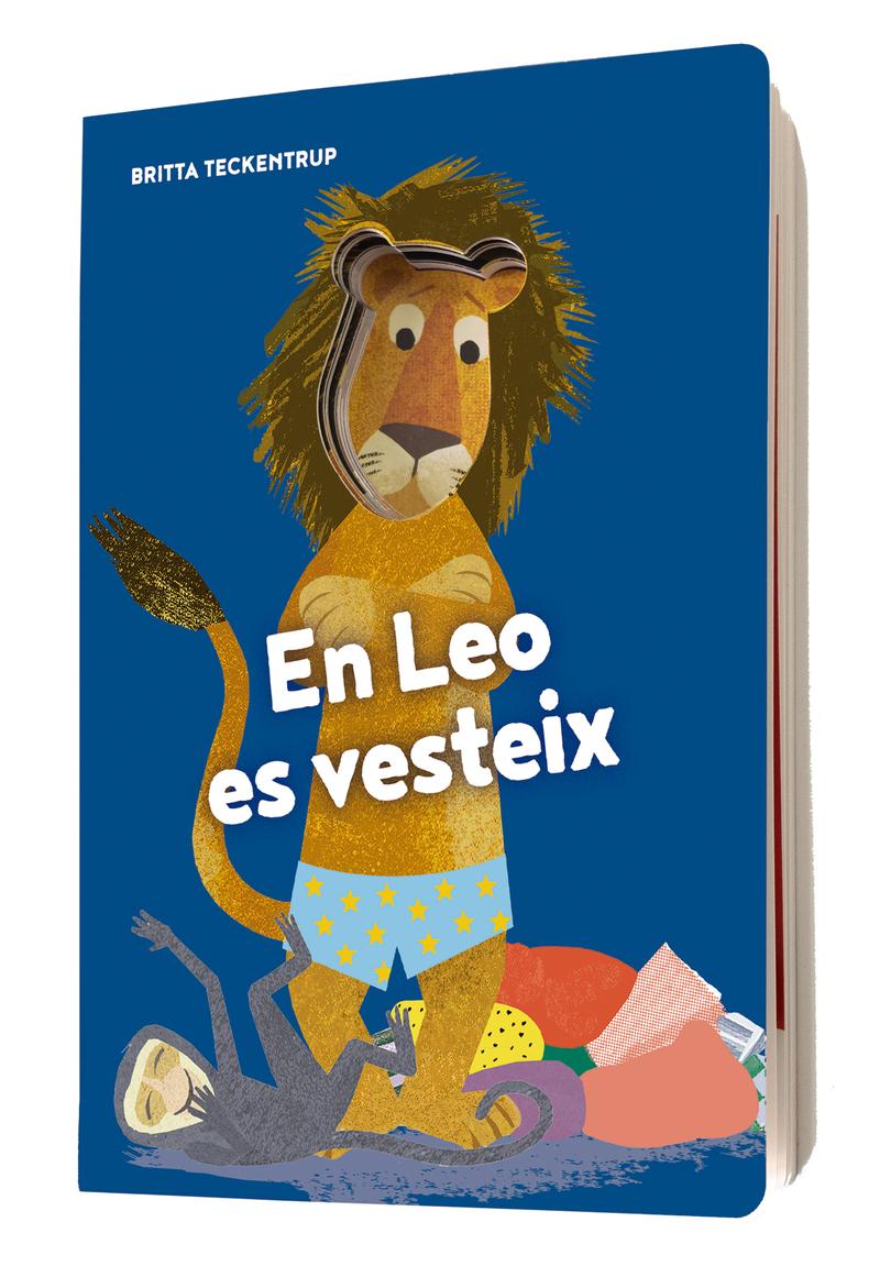 En Leo es vesteix: portada