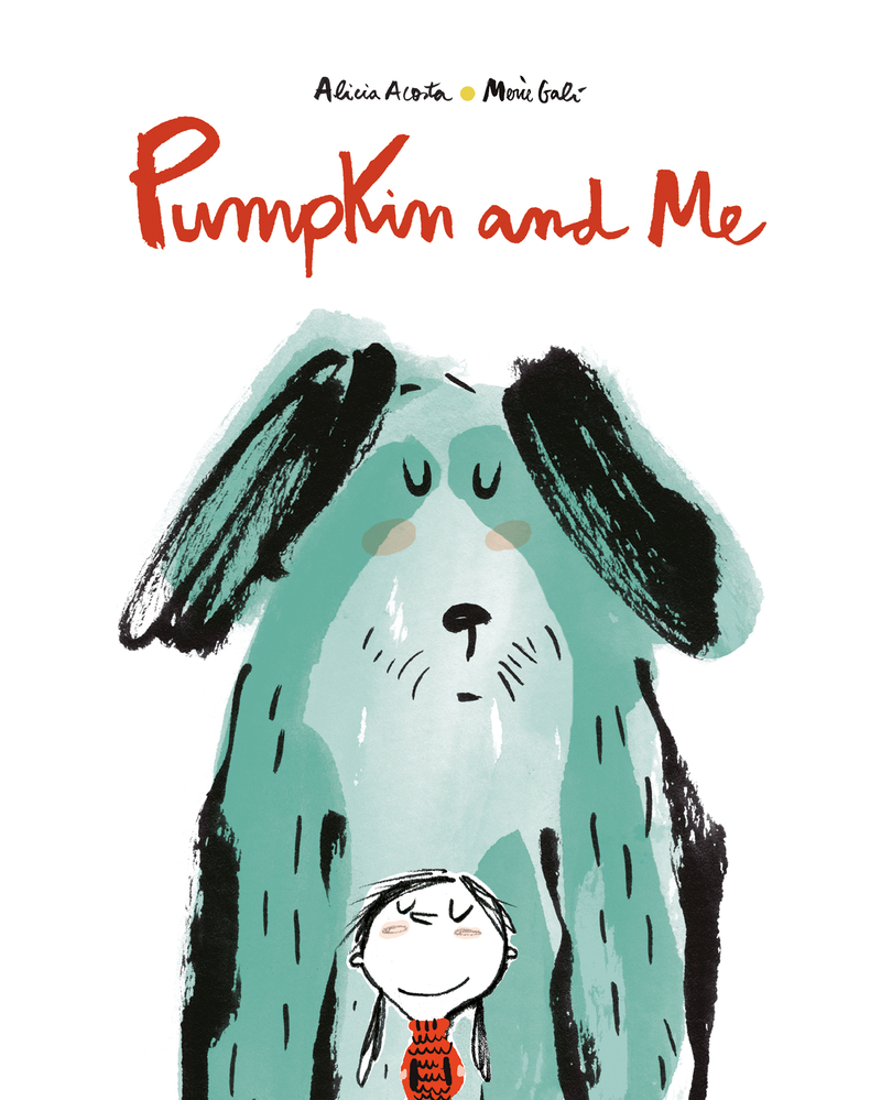 Pumpkin and me: portada