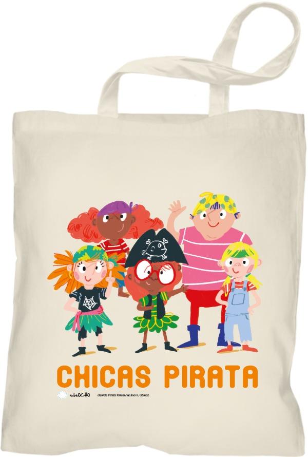 Bolsa Daniela y las chicas pirata: portada