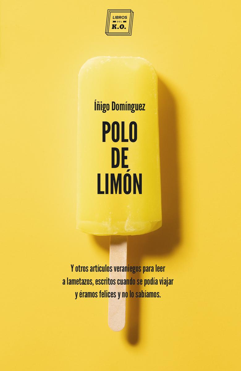Polo de limón: portada