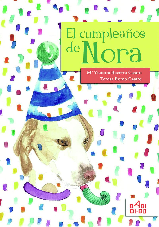 El cumpleaños de Nora: portada