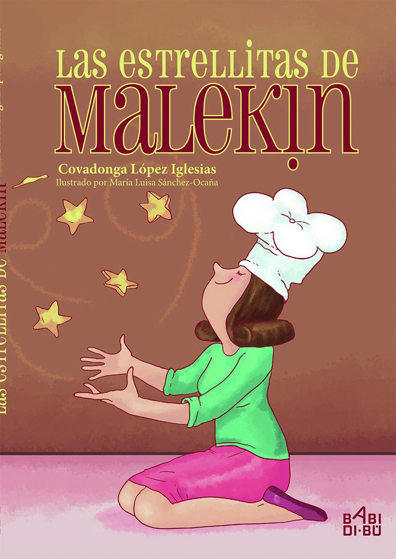 Las estrellitas de Malekin: portada