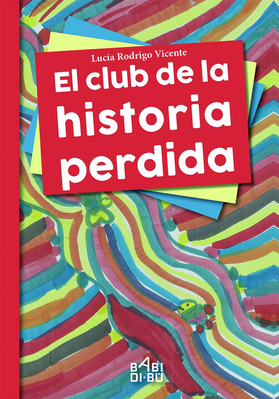 El club de la historia perdida: portada