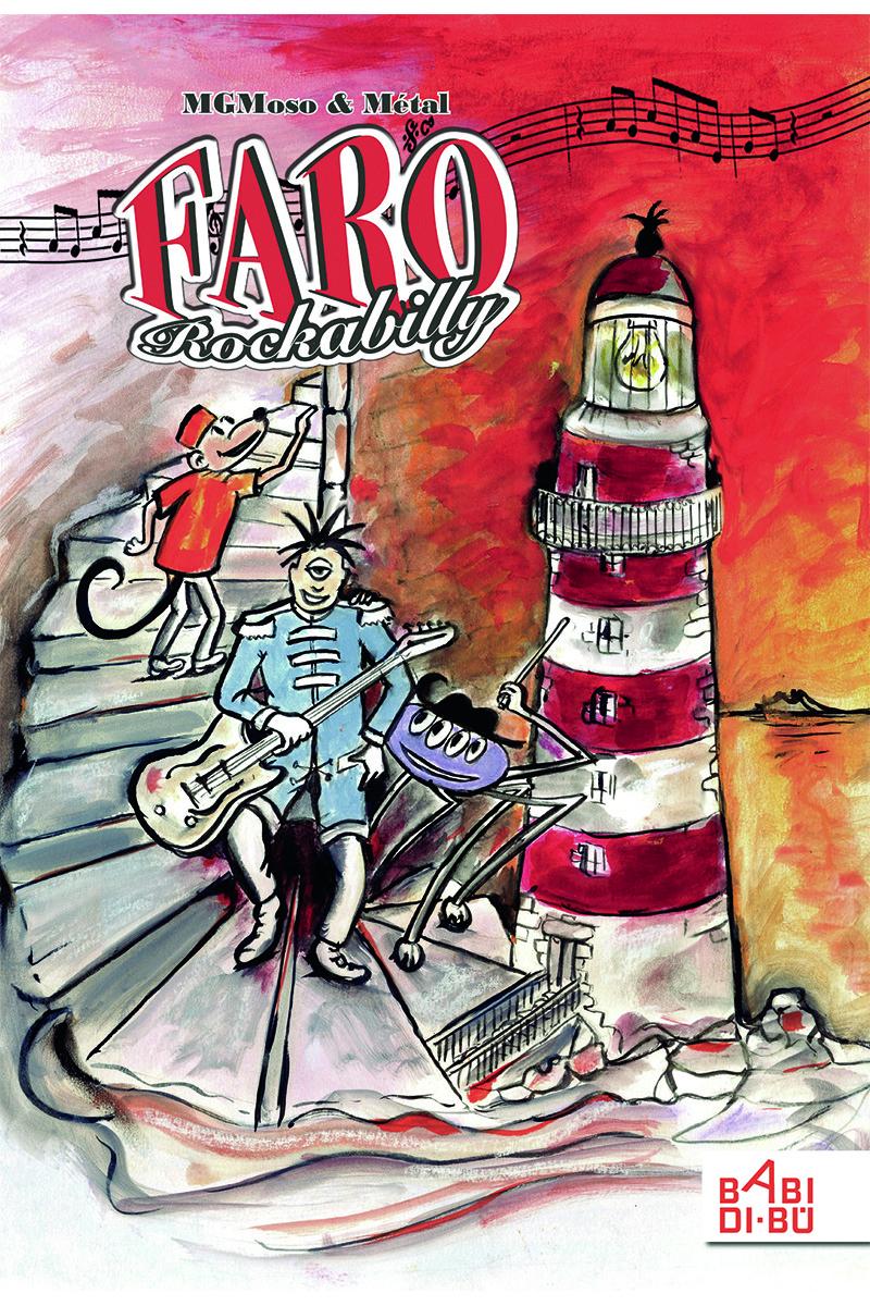 Faro Rockabilly: portada