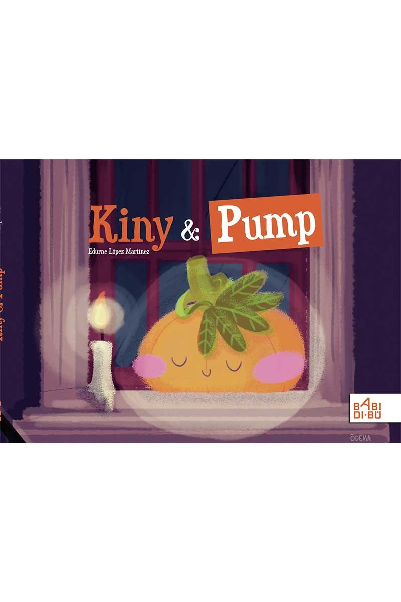 Kiny & Pump: portada