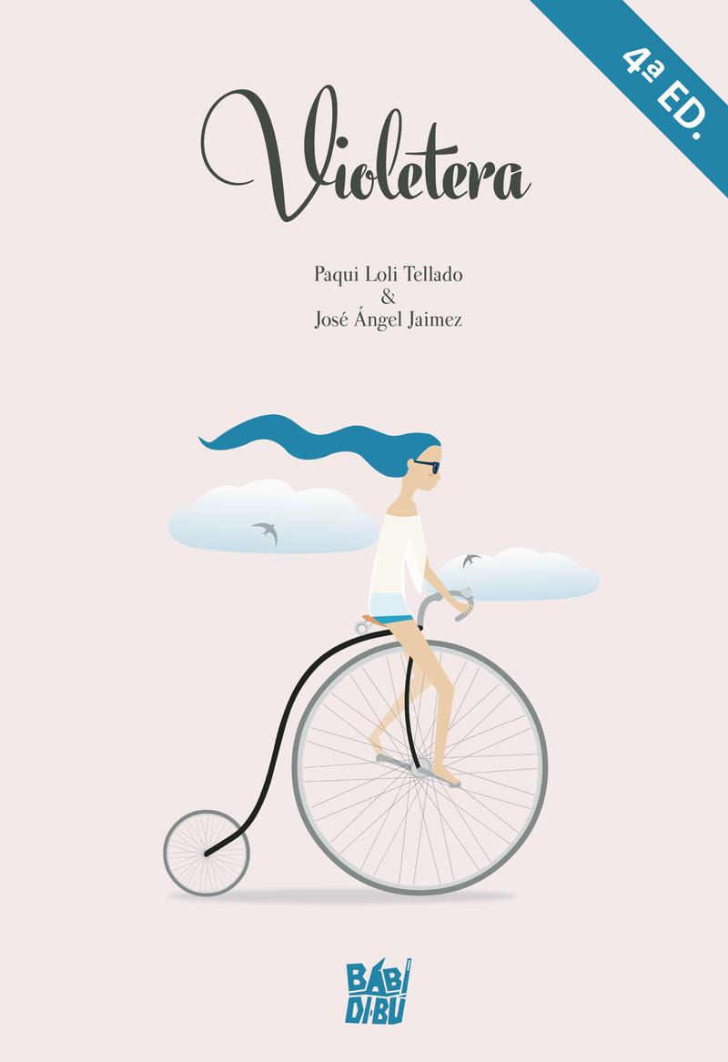 Violetera (3 ED): portada