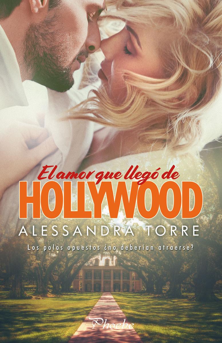 El amor que llegó de Hollywood: portada