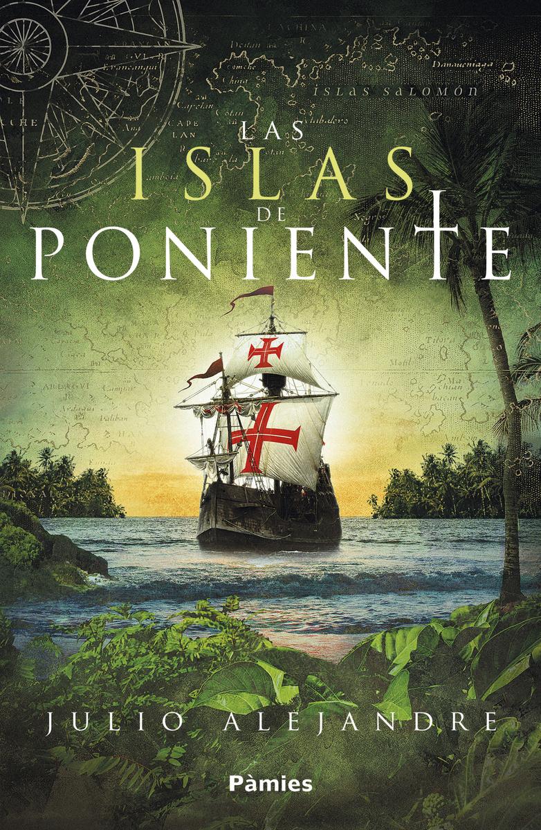 Las islas de poniente: portada