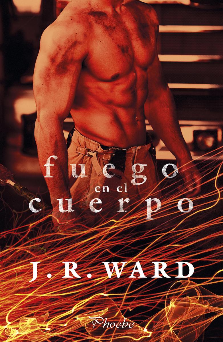 Fuego en el cuerpo: portada