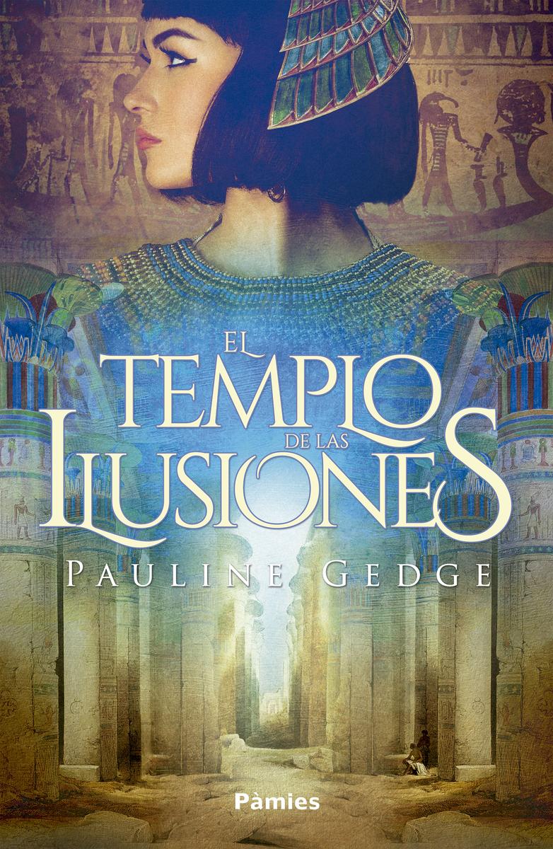 El templo de las ilusiones: portada