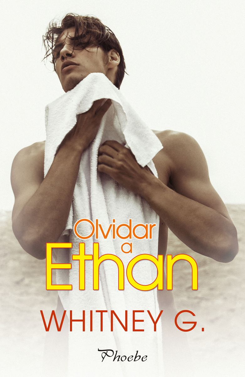 Olvidar a Ethan: portada