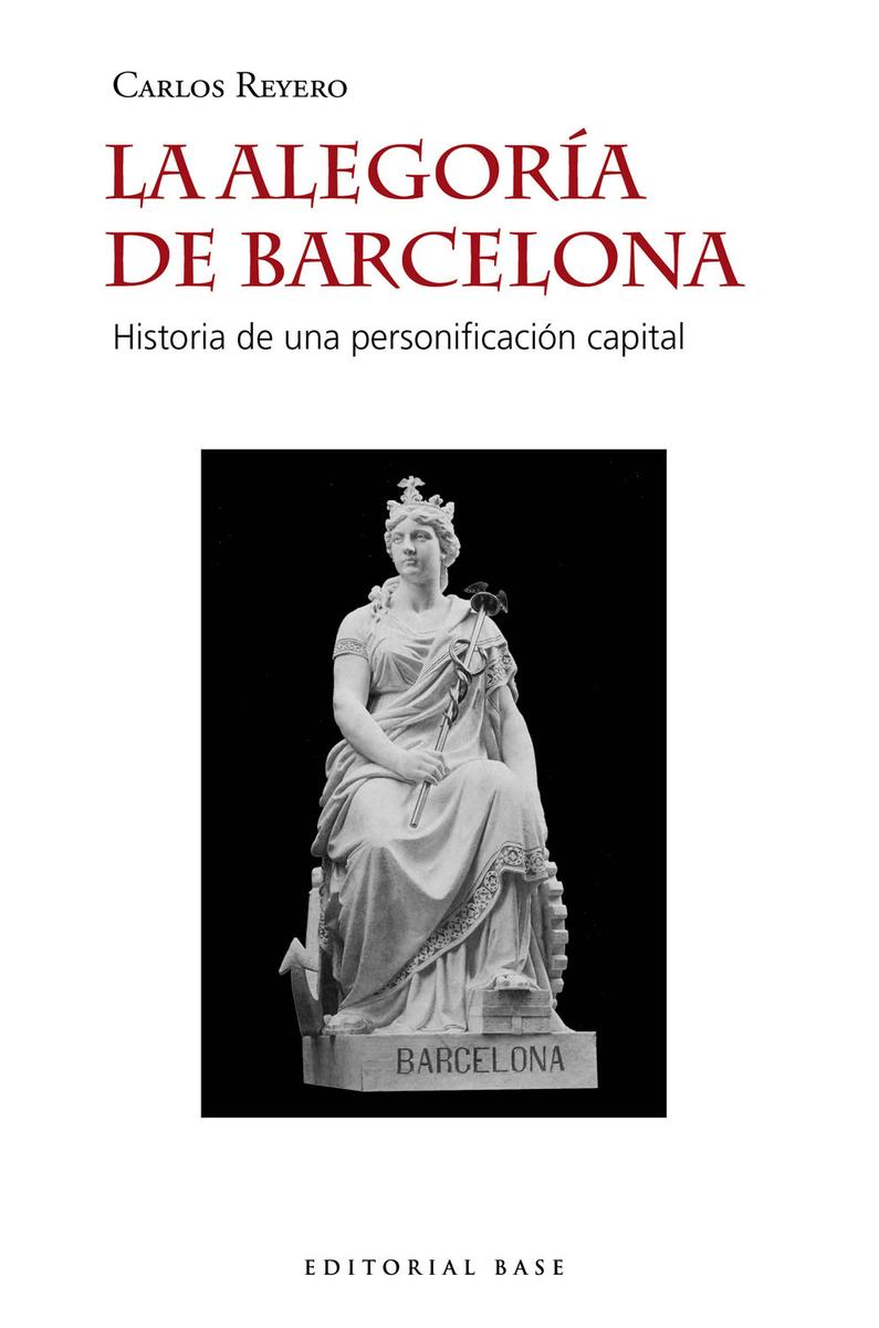 LA ALEGORÍA DE BARCELONA: portada